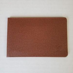 💳Louis Vuitton Taiga Card Holder💳
